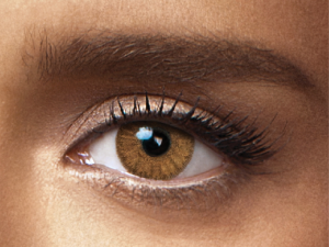 COLORVISION by Pförtner Hazel Colored Contact Lenses