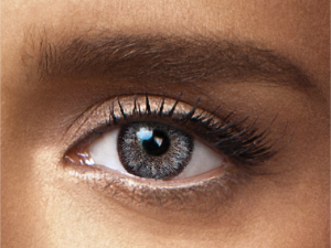 COLORVISION by Pförtner Dark Gray Colored Contact Lenses